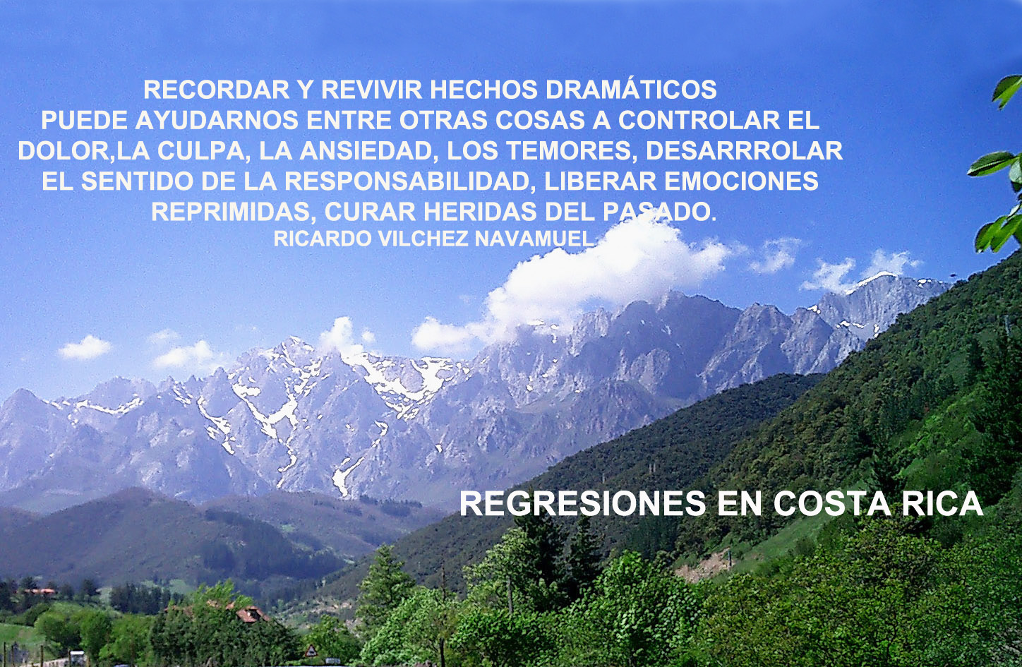 Regresiones en Costa Rica